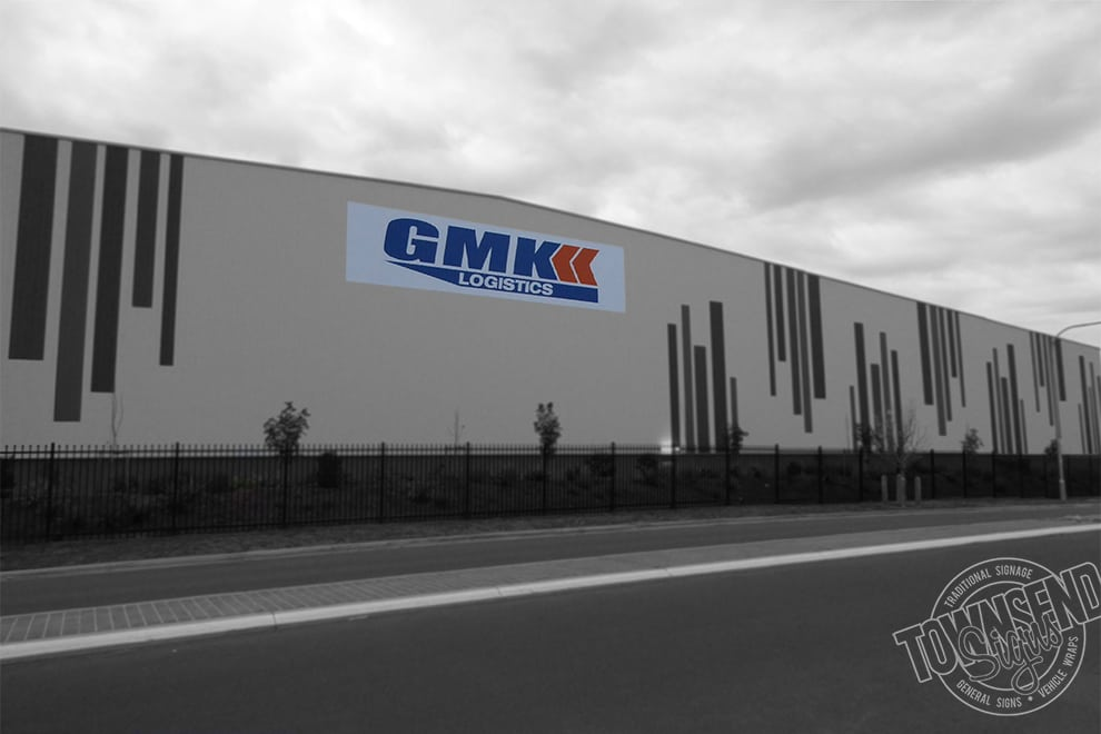 Townsend Signs GMK Logistics